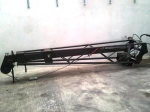Argano - Portata 800 -1000 kg